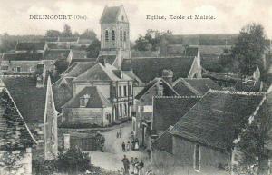 Eglise-Ecole-mairie