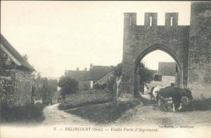 Porte d'Aigremont